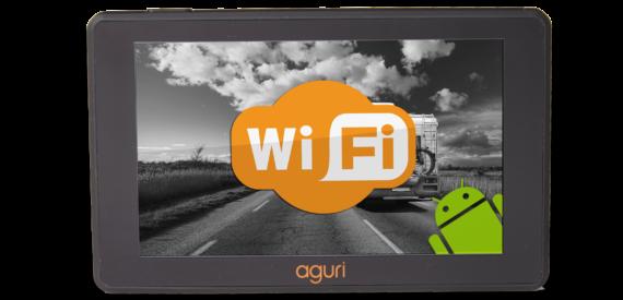 AGR520 with wifi