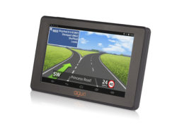 Car sat nav GT520 junction view