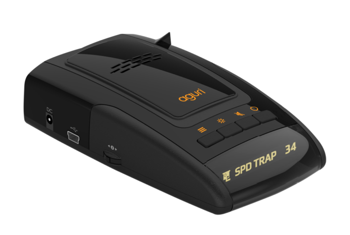 GTX Speed Trap Laser Detector