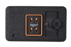 a picture of the Aguri AGR740 protective rubber case