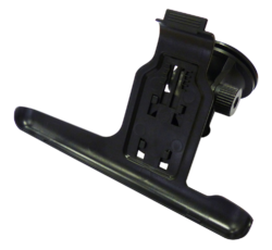 windscreen bracket with unit holder