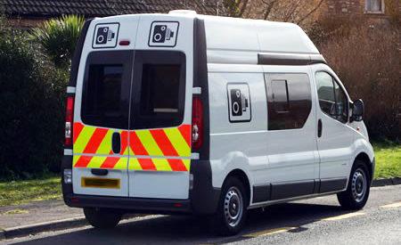 Camera Partnership Van