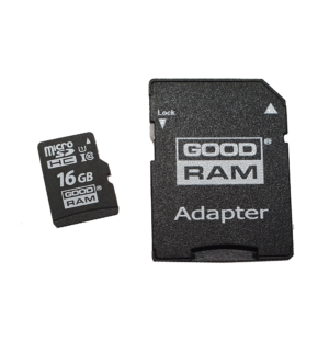 SD Card & Adaptor