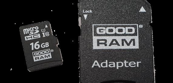 SD Card & Adaptor