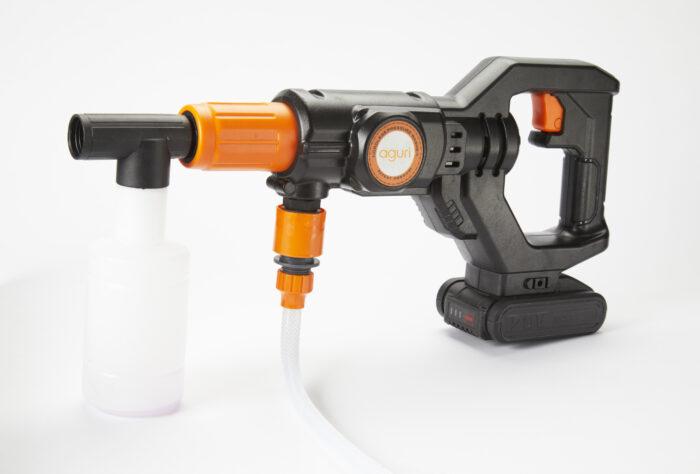 Aguri Power Clean with soap gun