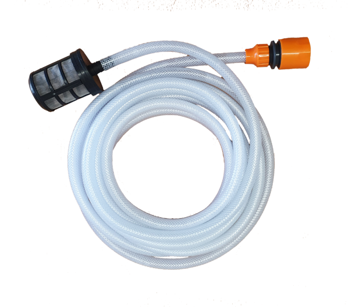 Power Clean Hose & Filter